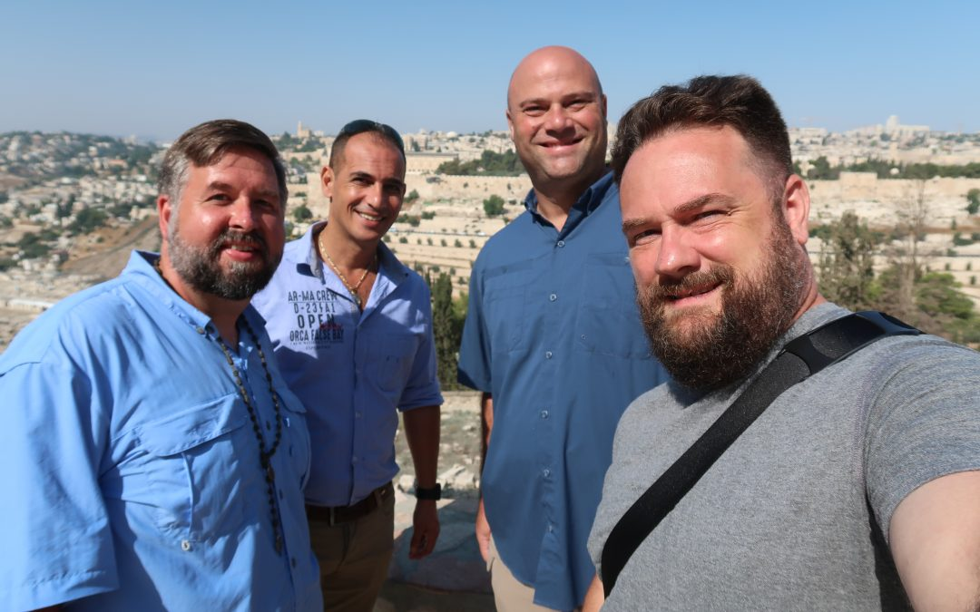 Is it Safe: Traveling to and from the Holy Land
