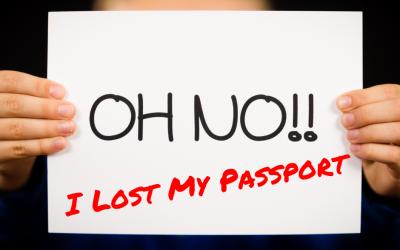 Oh no! I Lost My Passport!