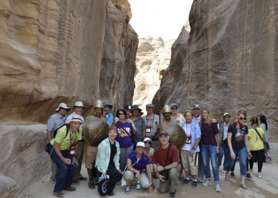 Stephen Binz on Pilgrimage in Jordan with Select International Tours and Cruises