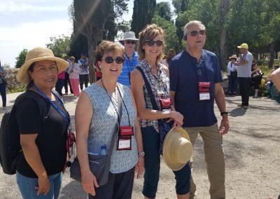 Deacon Harold Holy Land Pilgrimage Select International Tours and Cruises