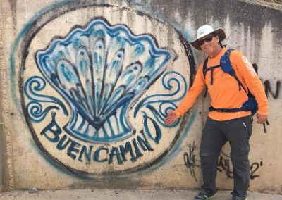Gus Lloyd Camino de Santiago Select International Tours and Cruises