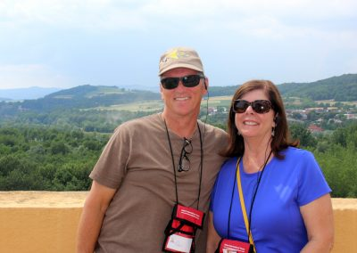 Gus and Michelle Lloyd Select International Tours and Cruises