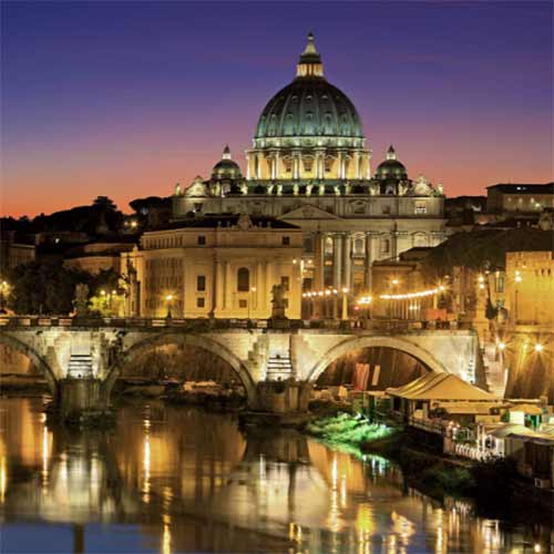 Italy Pilgrimage with Select International Tours nad Cruises