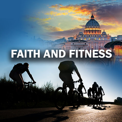 Faith and Fitness Pilgrimages with Select International Tours and Cruises