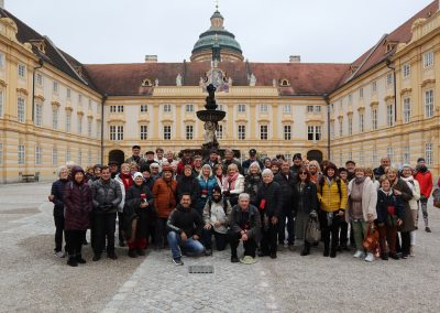 Flame of Love with Fr. Blount Select International Tours and Cruises