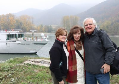 Pilgrims on Danube Select International Tours and Cruises