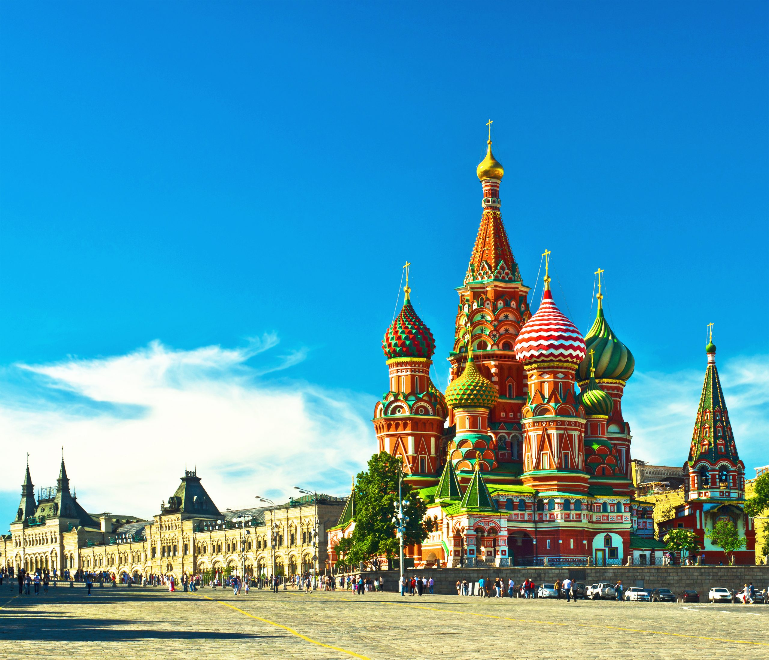 St Basil Cathedral Select International Tours