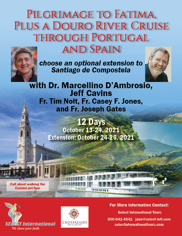 Fatima and a Douro River Cruise Through Portugal and Spain October 13-24, 2021 - 21JA10PTMD