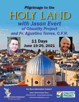 Pilgrimage to the Holy Land June 19-29, 2021 - 21SP06HLJE