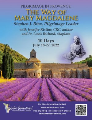 The Way of Mary Magdalene: A Pilgrimage to Provence July 18-27, 2022 - 22SP07FRSB