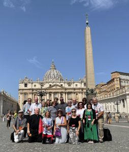 First Pilgrimage to Italy
