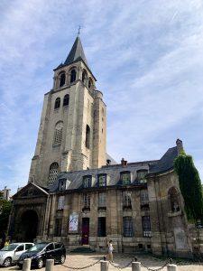 Germain des Pres, France